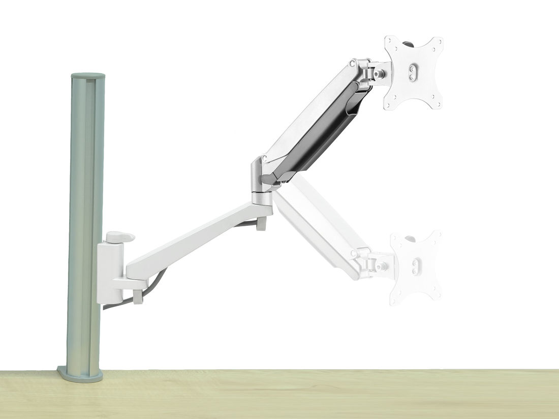 Kinect Workplace Solutions Monitor Arms Dynamic Lift